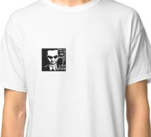 Half-life² G-man Classic T-Shirt