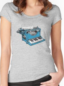 The Composition - O. Women's Fitted Scoop T-Shirt
