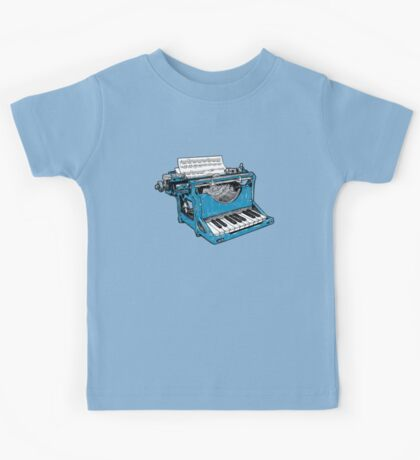 The Composition - O. Kids Tee