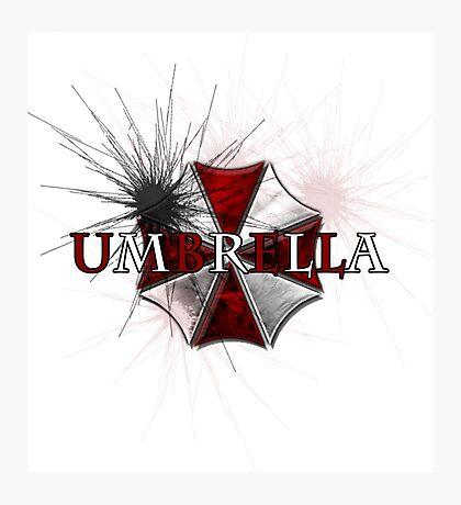 Resident Evil: Umbrella Photographic Print