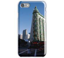 Corner's Financial District iPhone Case/Skin