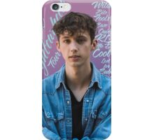 Troye Sivan iPhone Case/Skin