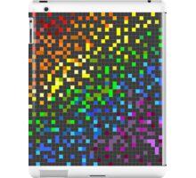 Rainbow Pixels iPad Case/Skin