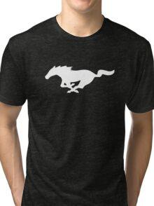 Mustang Tri-blend T-Shirt