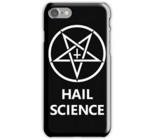 Hail Science iPhone Case/Skin