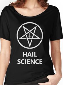 Hail Science Women's Relaxed Fit T-Shirt