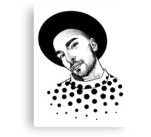 D.O.T.S | bk Canvas Print