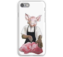 Cannibalpigsm iPhone Case/Skin