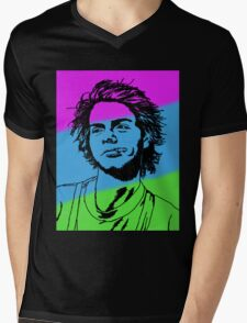Color Mac Mens V-Neck T-Shirt