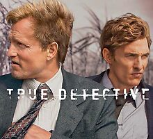 True Detective Posters by Viapuebal