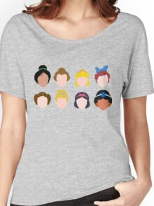 ALL of the Princesses Women's Relaxed Fit T-Shirt