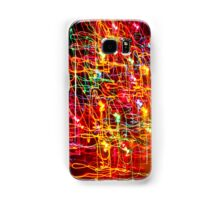 Light, Creative, Abstract, Colorful Samsung Galaxy Case/Skin