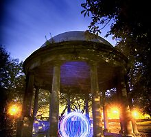 Light Sphere - Tewit Well, Harrogate by eatsleepdesign