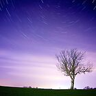 Star Trails by eatsleepdesign