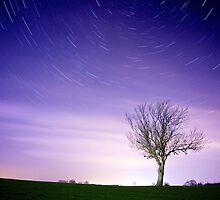 Star Trails by eatsleepdesign
