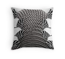 ILOBAHIE poster 010 Throw Pillow