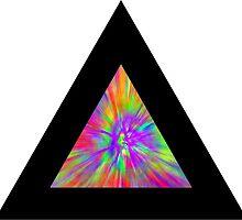 Triangle 70's by curiedi