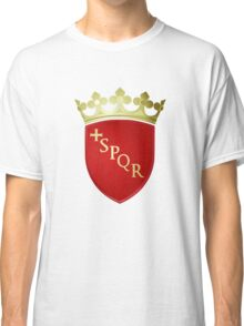 Coat of Arms of Rome Classic T-Shirt