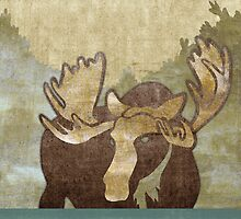 BULL MOOSE by stoddard