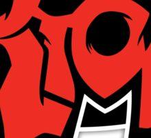 Riot - Logo Sticker