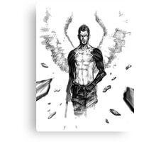Deus Ex Icarus Canvas Print