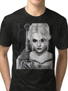 Ciri - The Witcher Tri-blend T-Shirt