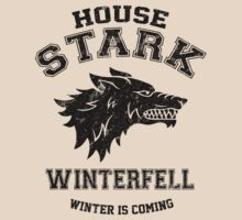 Team Stark 2 (Black) by Digital Phoenix Design