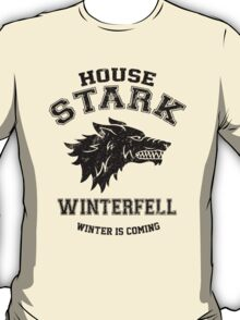 Team Stark 2 (Black) T-Shirt