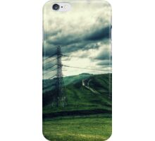 Devil's Dyke, South Downs, England iPhone Case/Skin