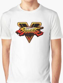Street Fighter V  Graphic T-Shirt