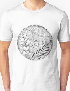 Zentangle®-Inspired Art - Tangled Zen T-Shirt