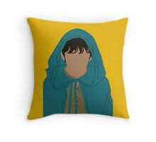 Young Mordred Throw Pillow