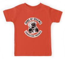 Sons of Sesame Kids Tee