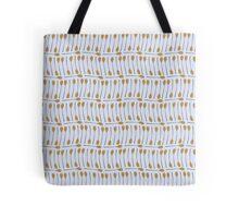 Wooden spoon pattern  Tote Bag