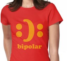Bipolar Womens Fitted T-Shirt