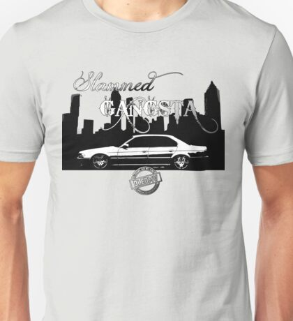 DLEDMV - Slammed Gangsta T-Shirt