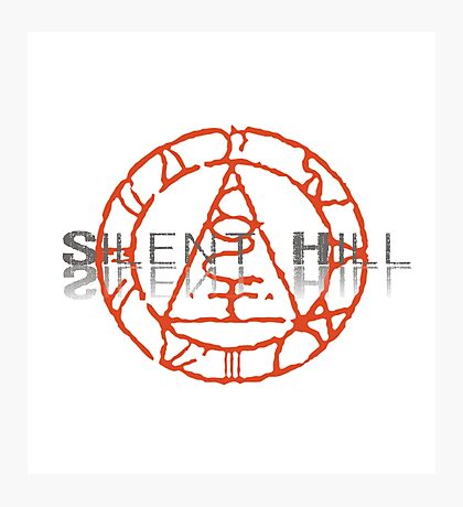 Silent Hill: Seal of Metatron Photographic Print