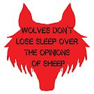 Don't Lose Sleep by LonewolfDesigns