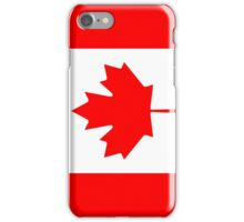 Canadian Flag Phone Case iPhone Case/Skin