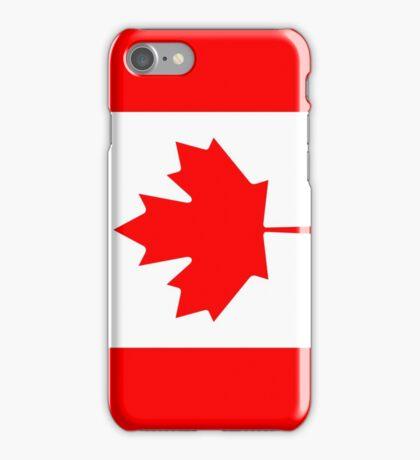 Canadian Flag Phone Case iPhone Case/Skin