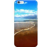 On the beach, Marske to Saltburn. iPhone Case/Skin