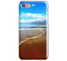 On the beach, Marske to Saltburn. iPhone Case/Skin