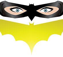 Bat Mask by DiaSoArt