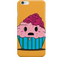 Cupcake brains iPhone Case/Skin