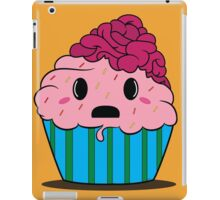 Cupcake brains iPad Case/Skin
