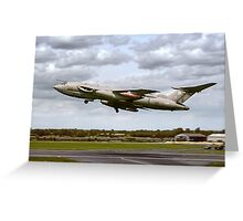 Handley Page Victor K.2 XL188 Greeting Card
