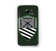 346th Infantry Division Logo Samsung Galaxy Case/Skin