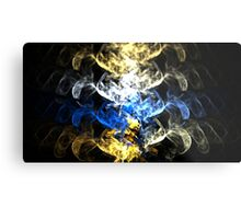 Spinal Column Metal Print