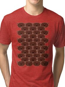 Ours brun  Tri-blend T-Shirt