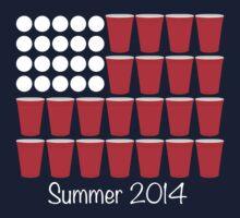 Beer Pong Summer 2014 by benenen